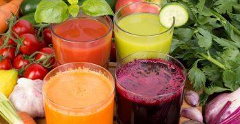 Les jus pour retrouver une santé