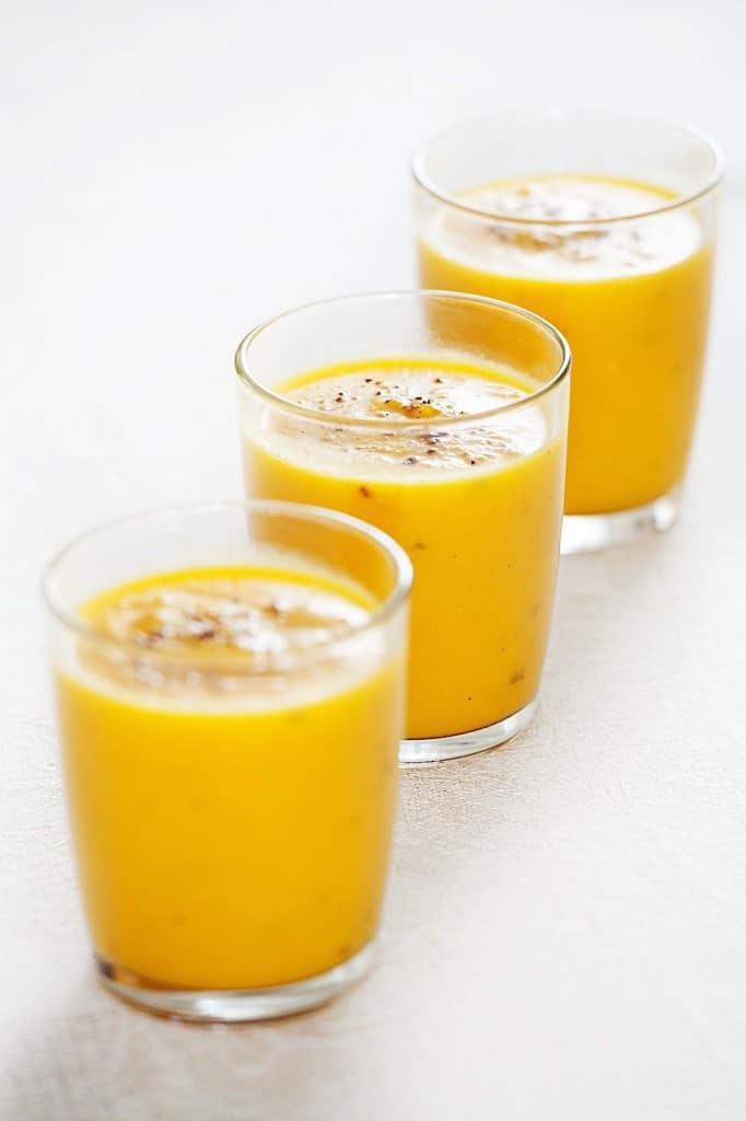 Pumpkin Soup Bowls