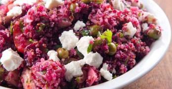Salade Quinoa et Betteraves